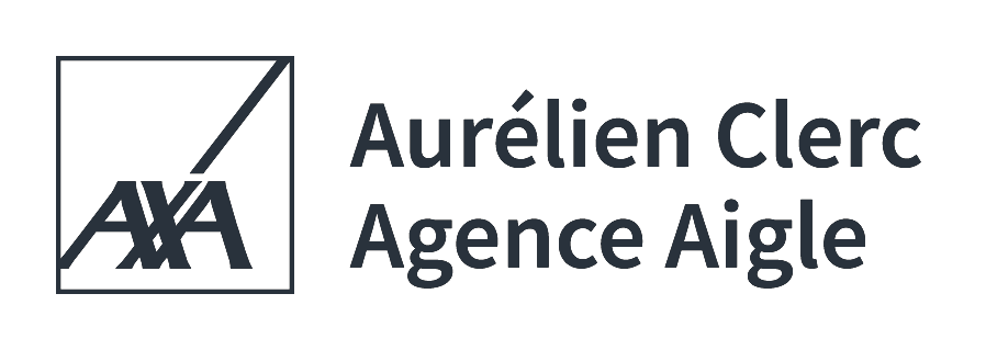 Logo Aurélien Clerc Axa